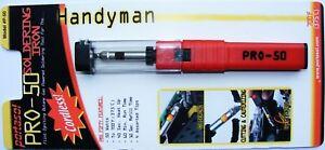 Portasol-PRO-50-Handyman-Portable-Cordless-Gas-Soldering-Iron-SPECIAL-OFFER-DEAL