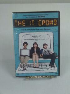 Details about The It Crowd complete season 2 dvd new sealed comedy