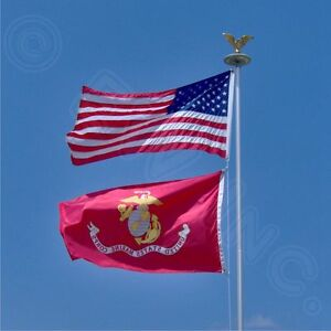 WHOLESALE-2-FLAGS-UNITED-STATES-MARINE-CORPS-FLAG-3-X-5-USMC-AND-AMERICAN-USA