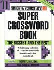 Simon Schuster Super Crossword Book by Maleska (Paperback, 2001)