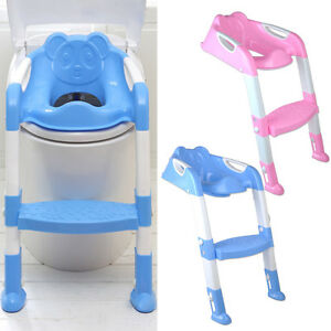 Image Is Loading Child Baby Kids Potty Training Seat Toddler Toilet
