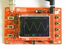 NEW DSO138 handheld pocket digital oscilloscope kit (1 Msps sampling rate)