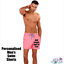 PERSONALISED Swim Shorts For MenPersonalized Holiday WearFunny Gifts