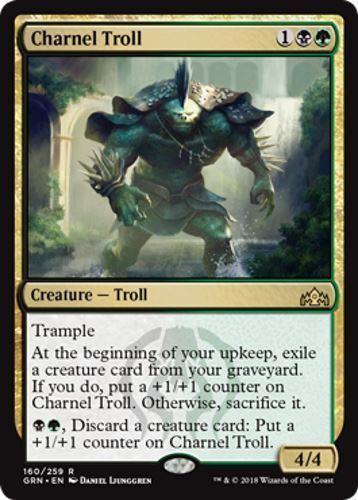 4 Charnel Troll