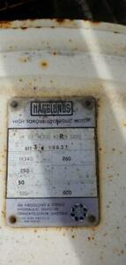 Hagglunds High Torque Hydraulic Motor,  UK 63 16300 ARN 0200 Canada Preview