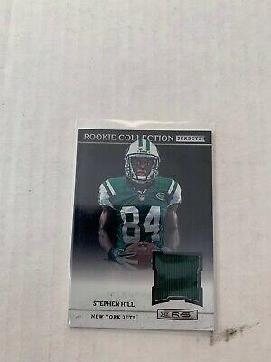 Stephen Hill 2012 Rookie & Stars Rookie Jersey Card #18   eBay