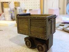 1:20.3 Scale Wood Ore Car Kit