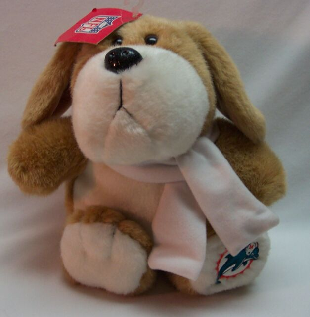 Hallmark Sports Miami Dolphins 10inch Stuffed Animal Dog Ebay