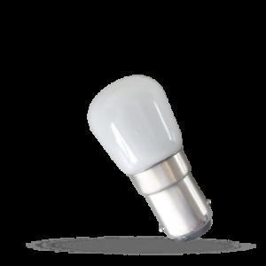 k hlschrank n hmaschine ba15d led lampe mini warmwei 140lm 230v 2w bajonett 5902650524316 ebay. Black Bedroom Furniture Sets. Home Design Ideas