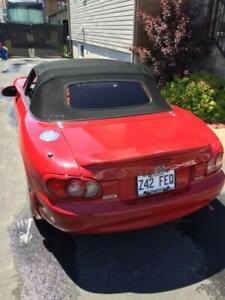 2001 Mazda MAZDASPEED MX-5 Miata