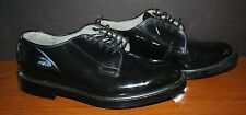 Men's Patent Leather Oxfords Formal Hush Puppies USA 71/2 B BOUNCE Non-mark