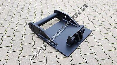 Realistisch Anschweißrahmen Ms21 Ms25 Mit Boden Adapterrahmen Schnellwechsler Minibagger Seien Sie Im Design Neu Löffel & Schaufeln Business & Industrie