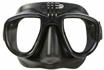 Omer Alien Mask with GoPro Action Camera Mount Freediving
