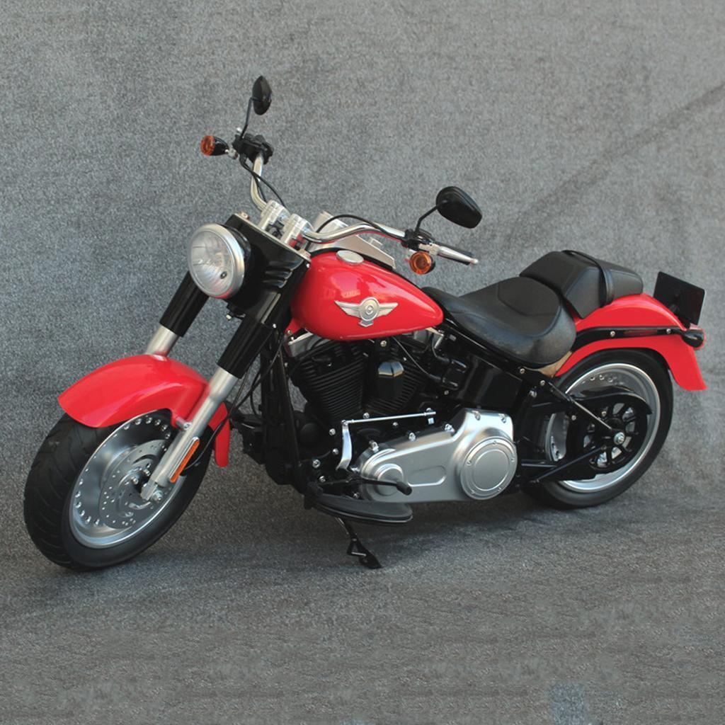 1/6 Plastic Diecast Motorcycle Model 12'' Action Figure Vehicle Vehicle Vehicle Hobby Collection 2770d6