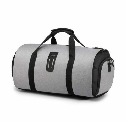 Multi-fonctionnelle Sac de voyage pour les hommes d/'affaires élégant Imperméable emballage pour costumes