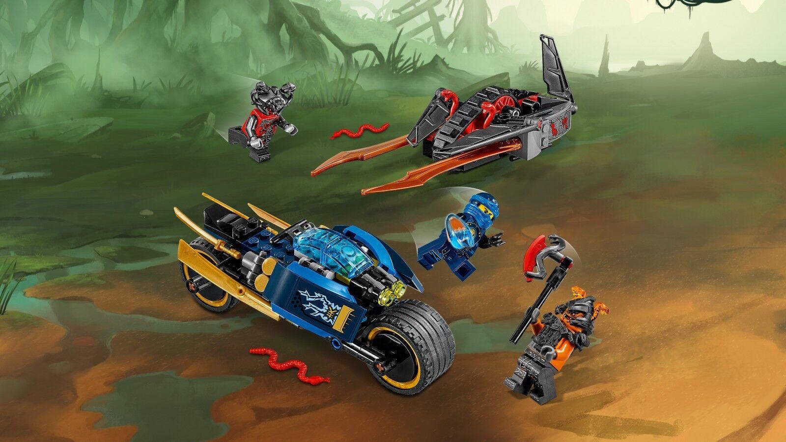 LEGO ® ® ® Ninjago ™ 70622 déserts speeder neuf neuf dans sa boîte _ DESERT Lightning NEW En parfait état, dans sa boîte scellée Boîte d'origine jamais ouverte 1c7be0
