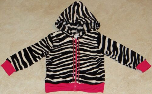 Girls Infant /& Toddlers Polyester Zip Down Hoodie