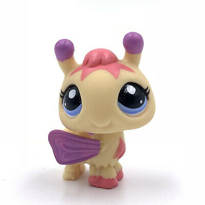 LPS toys Littlest Pet Shop toy Little yellow bee old animal toy for Girl/'s gift