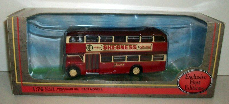 EFE 1 76 Scale - 30706 AEC Renown bus Barton Transport 52