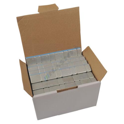 3x 6kg 18kg klebegewichte kleberiegel Mazarotas de equilibrado 5g*4+10g*4 300 cerrojos