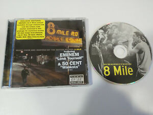 8-MILE-EMINEM-50-CENT-ORIGINAL-SOUNDTRACK-CD-OBIE-TRICE-D12-XZIBIT-JAY-Z