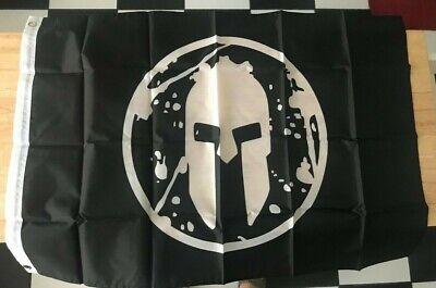 BIG BLACK FLAG SPARTAN RACE