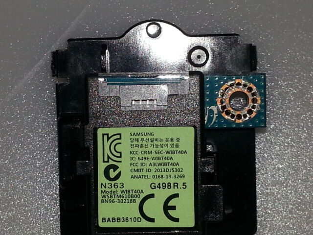 BN96-30218B (WIBT40A) Modulo BLUETOOTH TV SAMSUNG UE40H6400AW , UE43J5500AW