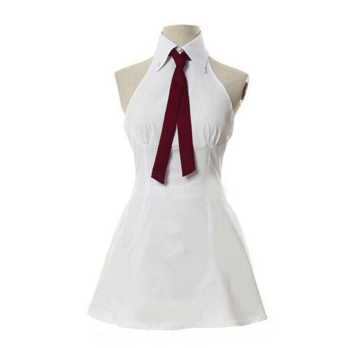 The Seven Deadly Sins Elizabeth Liones Cosplay Halloween Costume Uniform Dress