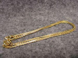 Image Is Loading 5 Thin 2mm Boston Link Chain Bracelet Bracelets
