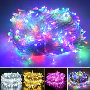 30meter Plug In Electric String Fairy Lights Christmas