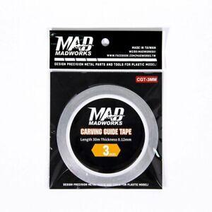 Linea-de-guia-de-Talla-madworks-CGT-3MM-trazado-a-cinta-3mm-X-30m-para-panel-lineas-Usa