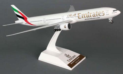 Emirates airlines boeing 777-300er 1:200 skymarks skr727 b777 modelo nuevo emiratos