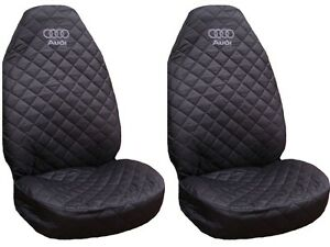 Image Is Loading New Front Seat Covers Waterproof For Audi A5