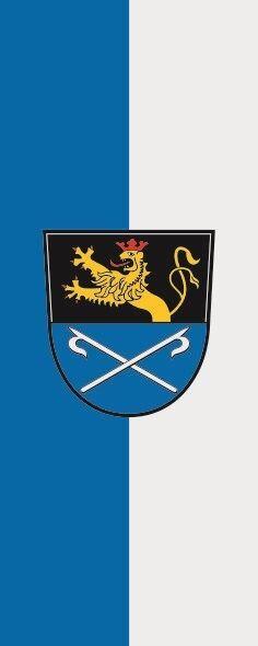 Fahne Flagge Hockenheim im Hochformat verschiedene Größen