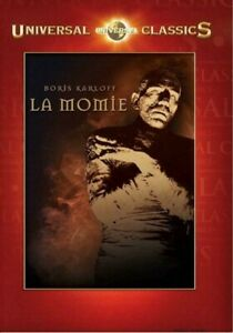 The-Mummy-Boris-Karloff-DVD-New-Sub-DVD
