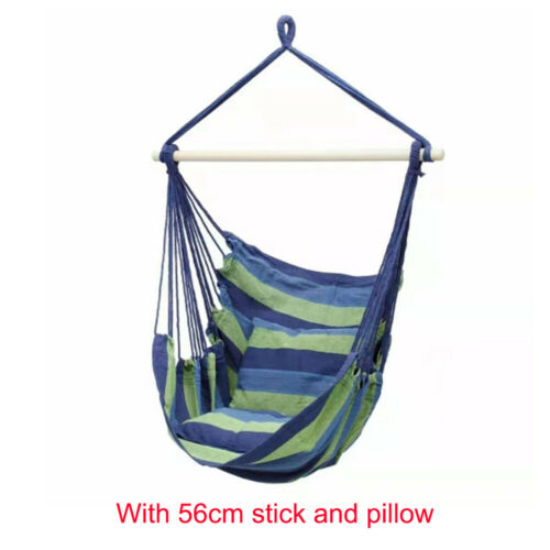 5 Color Hammock Swing Colorful Hanging Fabric Hammock Dormitory Chair Strong