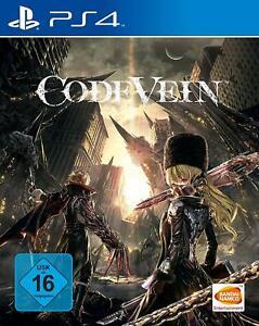 PS4 - Code Vein - (NEU & OVP)