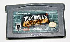 Tony Hawk's Underground (Nintendo Game Boy Advance, 2003)