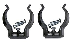 Flashlight-Mounting-Bracket-Clip-clamp-Holder-2-Pack-Black-for-AA-Mini-Maglite