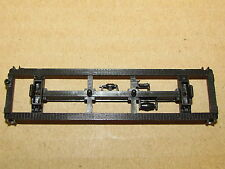 1  N SCALE TANK CAR FRAME BY AHM RIVAROSSI USE YOUR TRUCKS OF CHOICE, NEW