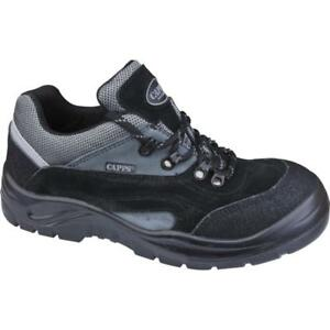 s Delta noir 6 travail S1p Uk de Eu 39 formateurs cuir de Plus en chaussures Lh513cm Taille de 5Cfxvwqx