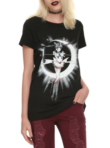 "SAILOR MOON /""TRANSFORMATION/"" T-SHIRT FOR JUNIORS FREE SHIPPING"