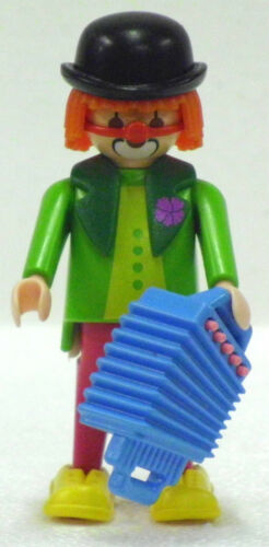 Hertie Freiburg Music Clown PLAYMOBIL PROMO PROMOTIONAL FIGURE WITH PRINT