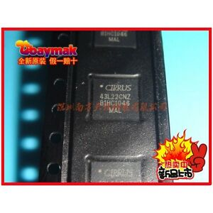 5PCS X CS43L22-CNZ 43L22CNZ QFN40