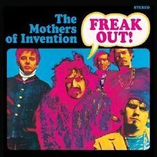 FRANK ZAPPA - FREAK OUT!  CD +++++++++++++15 TRACKS+++++++++++++++++NEU