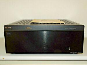 Sony-ta-n90es-high-end-estereo-etapa-final-negro-Top-bien-cuidadas-2-anos-de-garantia