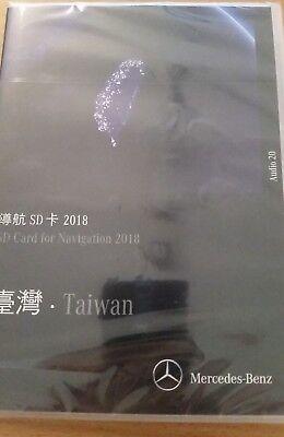 Efficiente Sd Card For Navigazione 2018 Taiwan Scheda Sd V.2.2 Mercedes Benz Nuovo-