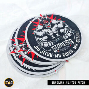 Brazilian-Jiu-Jitsu-Gi-Patch-Kentavr-on-Kimono-MMA-UFC-Judo-Grappling