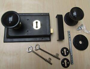Cerradura-15-2cm-X-10-2cm-con-a-Juego-Borde-Perilla-Caseta-Manillas-Puerta