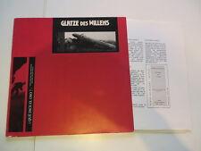 Glatze des Willens - Que Dice El Oso  - Insert  Vinyl: mint - /Cover: ex